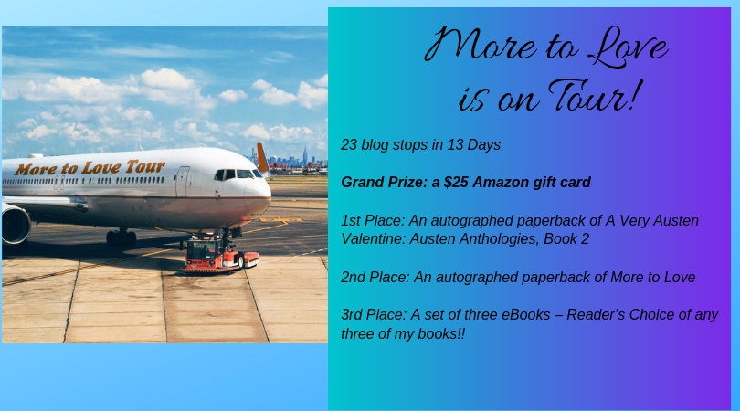 More to Love blog tour